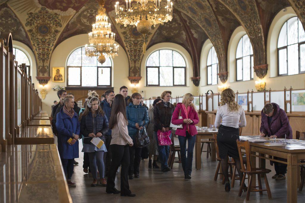 День открытых дверей пройдет в здании Банка России на Покровке