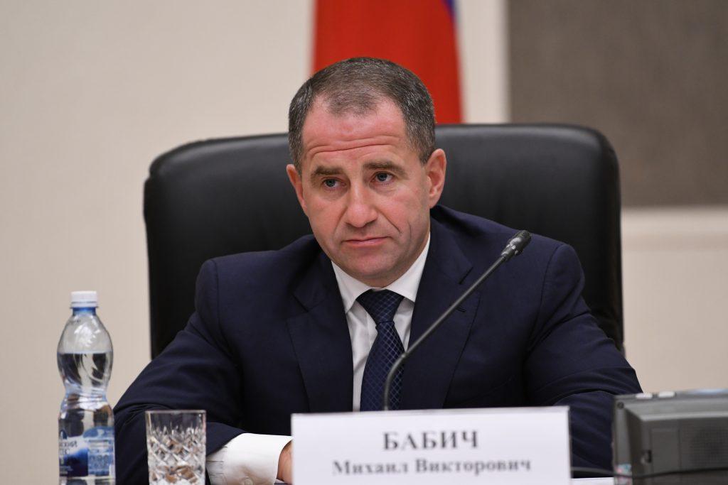 Михаила Бабича отзывают с должности посла России в Беларуссии
