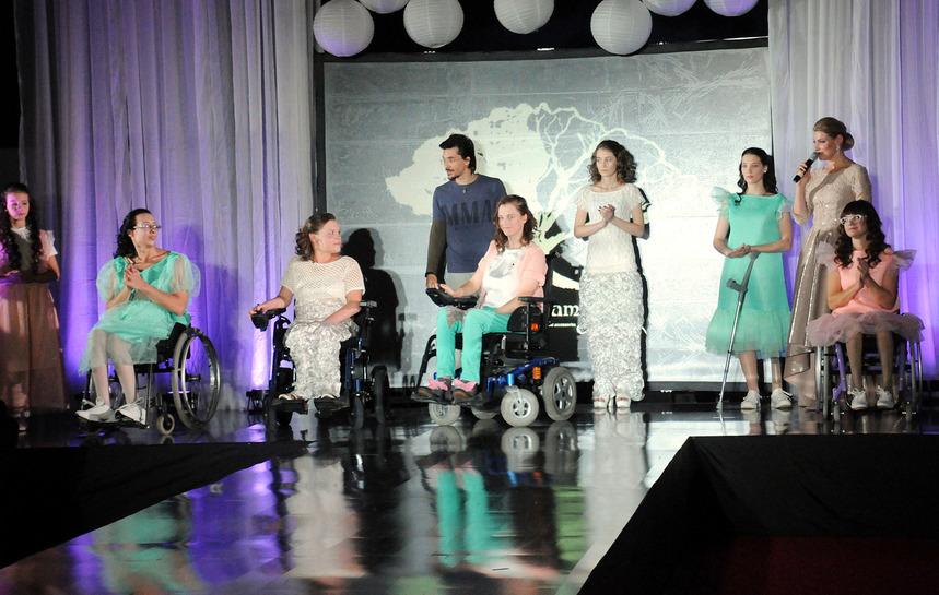«Инвалиды хотят выглядеть так же, как и здоровые люди»