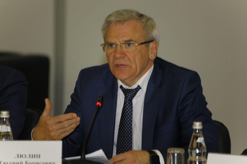 Евгений Люлин: «Нижегородская область представила биоморфное подводное судно на «Армии – 2018»