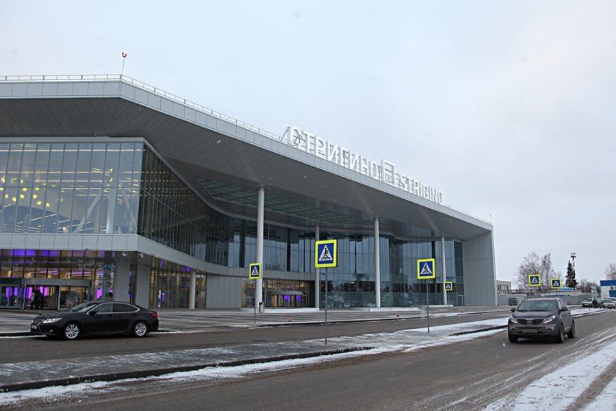 Нижегородцы смогут улететь из «Стригино» в Краснодар и Новосибирск