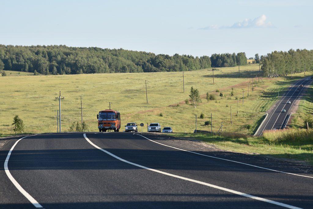 Участок трассы Нижний Новгород-Саратов отремонтируют в Починковском районе