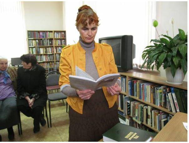 «Балахнинские меценаты» — тема очередных краеведческих чтений, прошедших в центральной библиотеке имени А.С. Пушкина