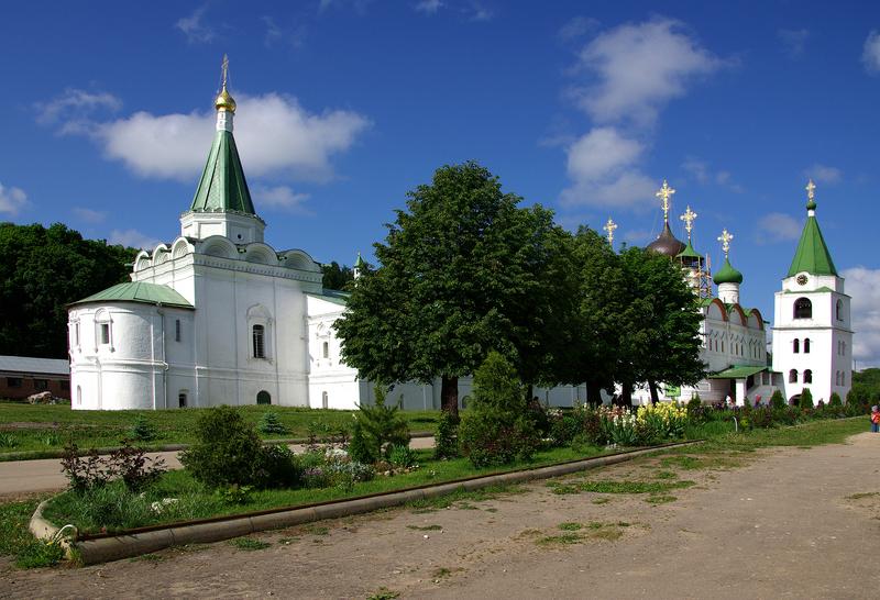 Аллея императоров Дома Романовых появится в Нижнем Новгороде