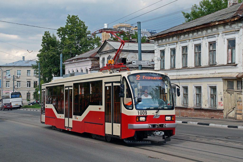 Трамвайные пути городского кольца останутся на улице Ильинской