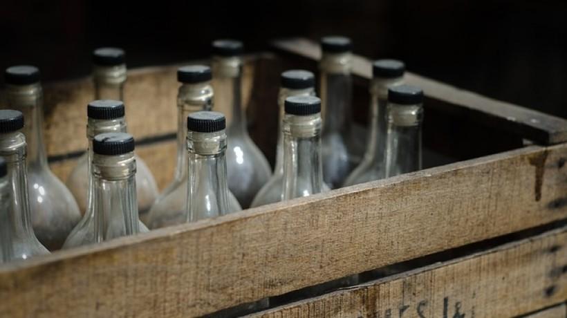 Около 800 литров контрафактного алкоголя изъяли в Нижнем Новгороде