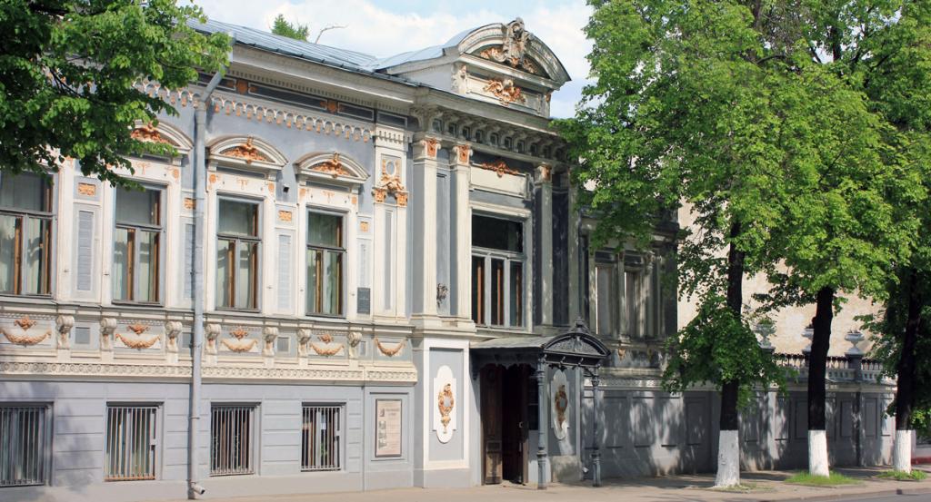 Музей Горького в Нижнем Новгороде реконструируют