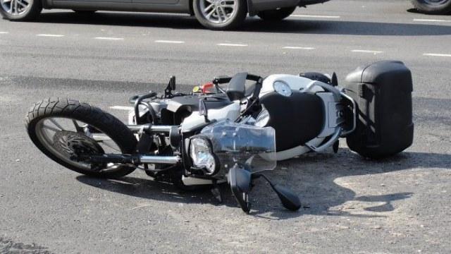 Пьяный байкер переехал полицейского в Нижегородской области