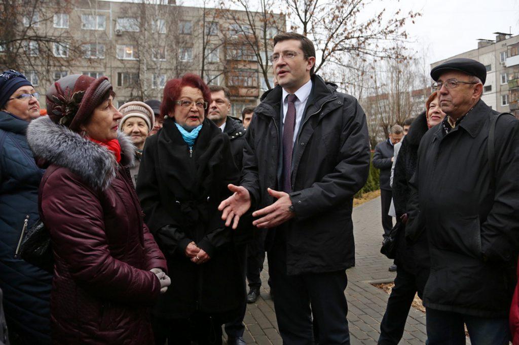 Глеб Никитин: «В регионе необходимо провести ревизию всех спортсооружений»