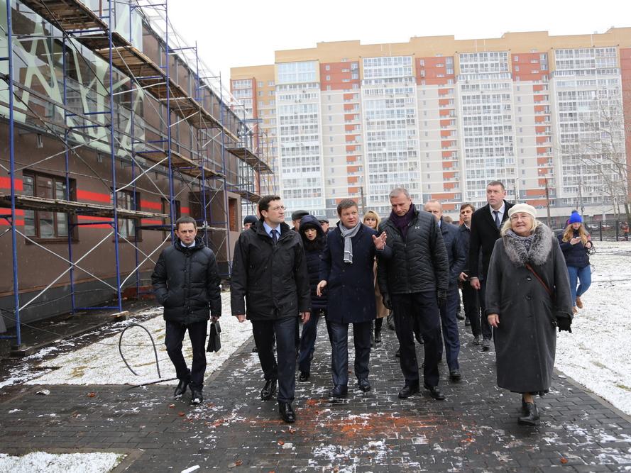 Глеб Никитин предлагает советоваться с нижегородцами