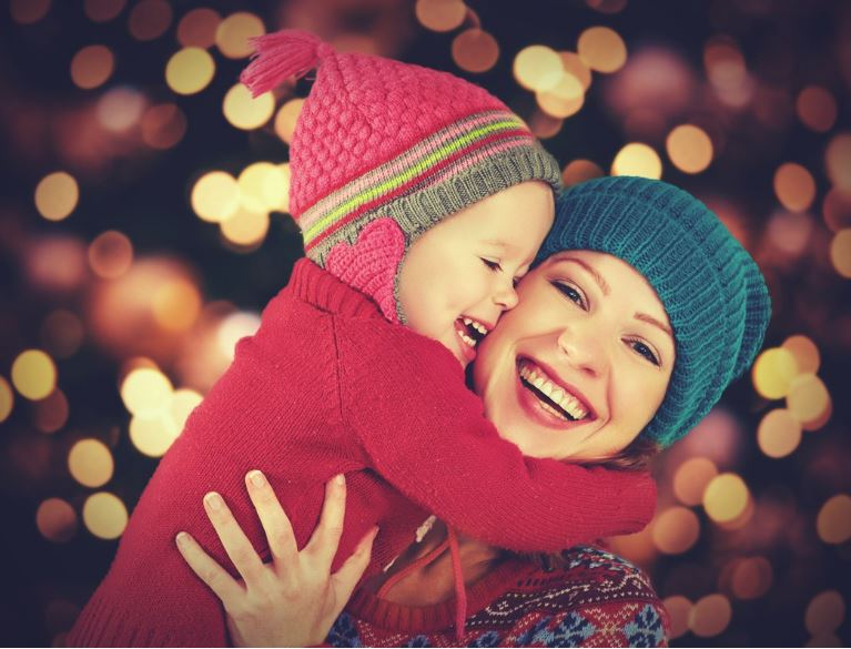 Какое это счастье, что тебя любят дети!