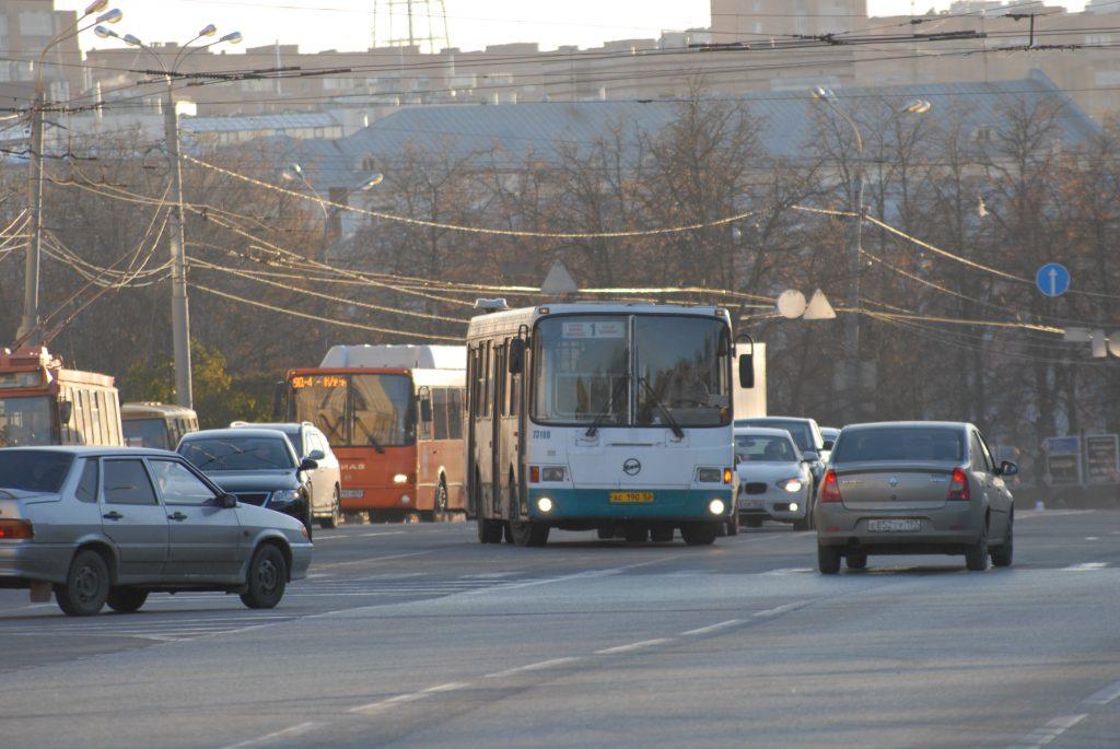 Движение транспорта ограничат в мае еще на трех улицах Нижнего Новгорода
