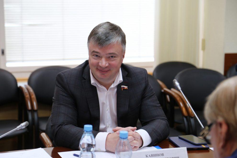 Артем Кавинов