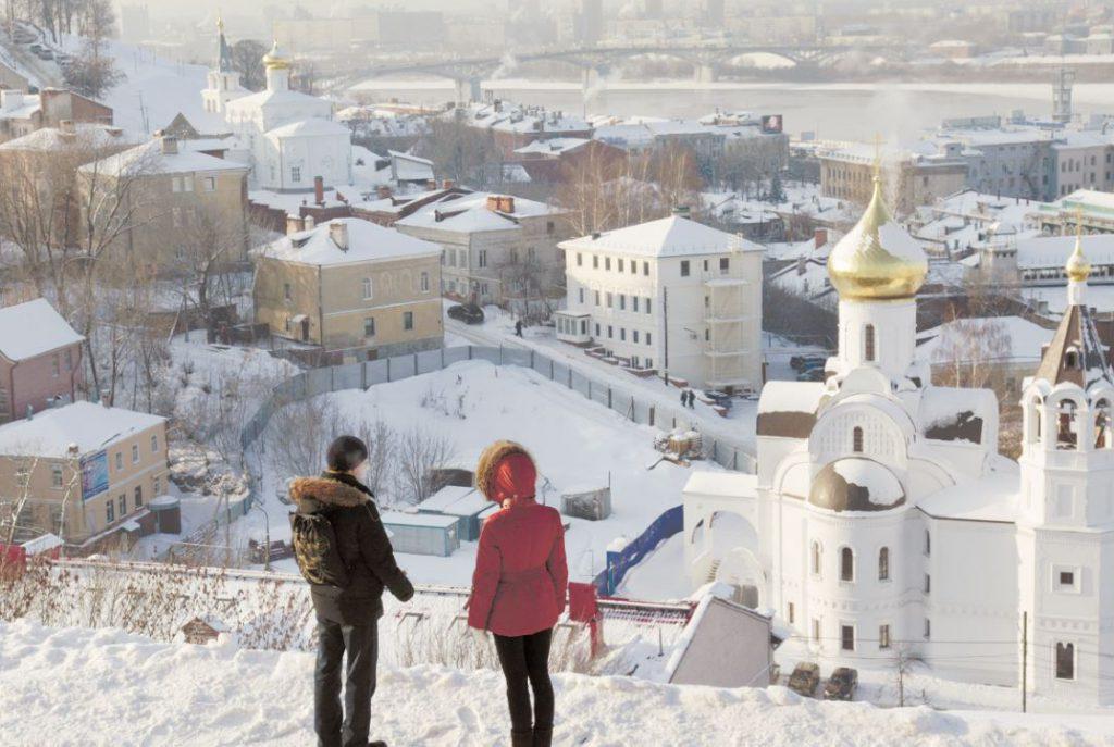 Этой зимой может выпасть рекордное количество снега