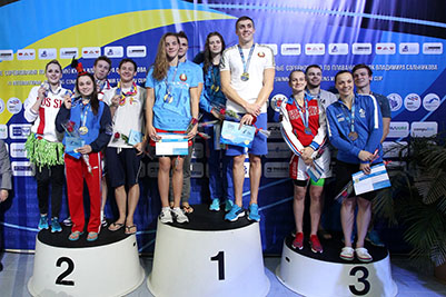 Нижегородские пловцы завоевали три медали на «Кубке Сальникова»