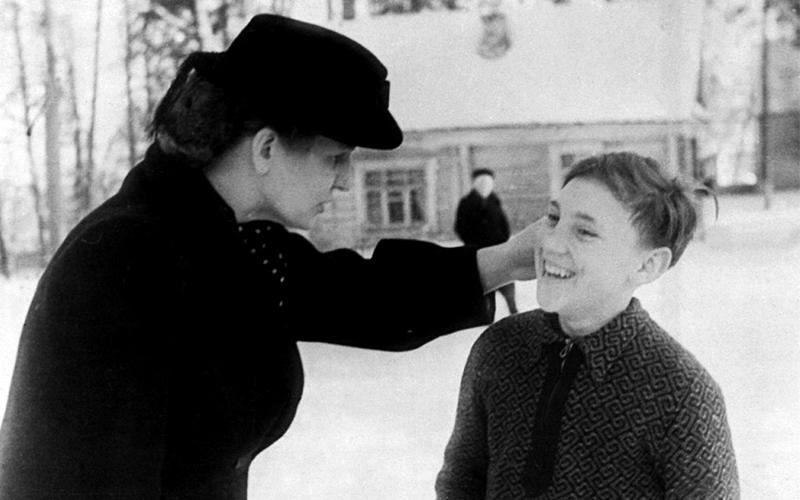 Владимир Высоцкий — редкие фотографии из детства любимого артиста (80 фото)