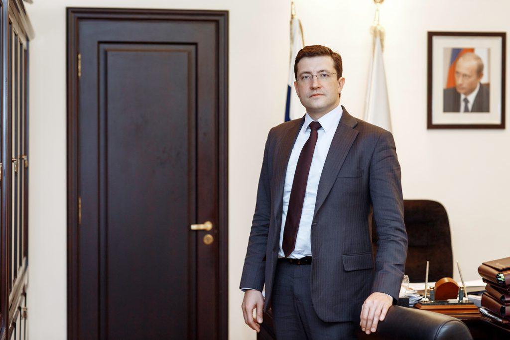 Глеб Никитин: «Финалисты и участники конкурса «Лидеры России» войдут в топ-лист кадрового резерва региона»