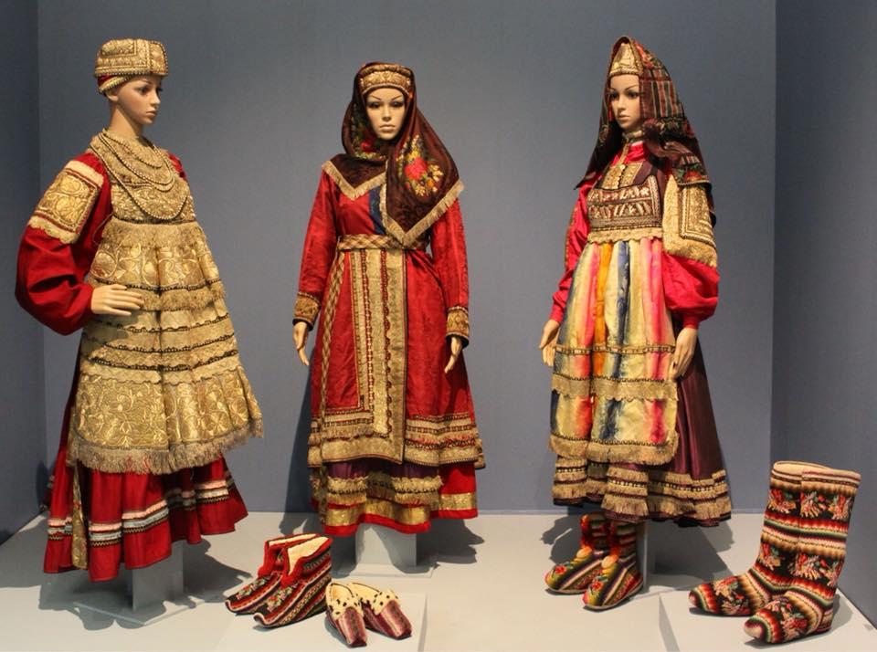 Народное искусство Нижегородского края выставили в Русском музее