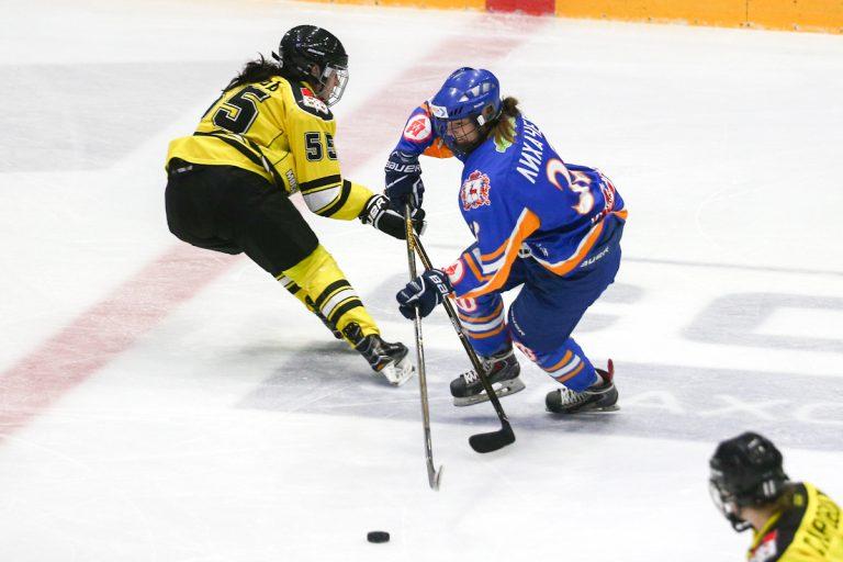 Нижегородская хоккеистка отправилась на Олимпиаду