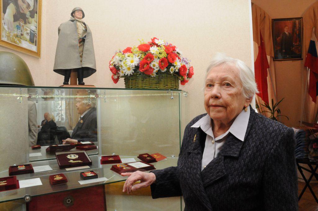 Её Сталинградская битва