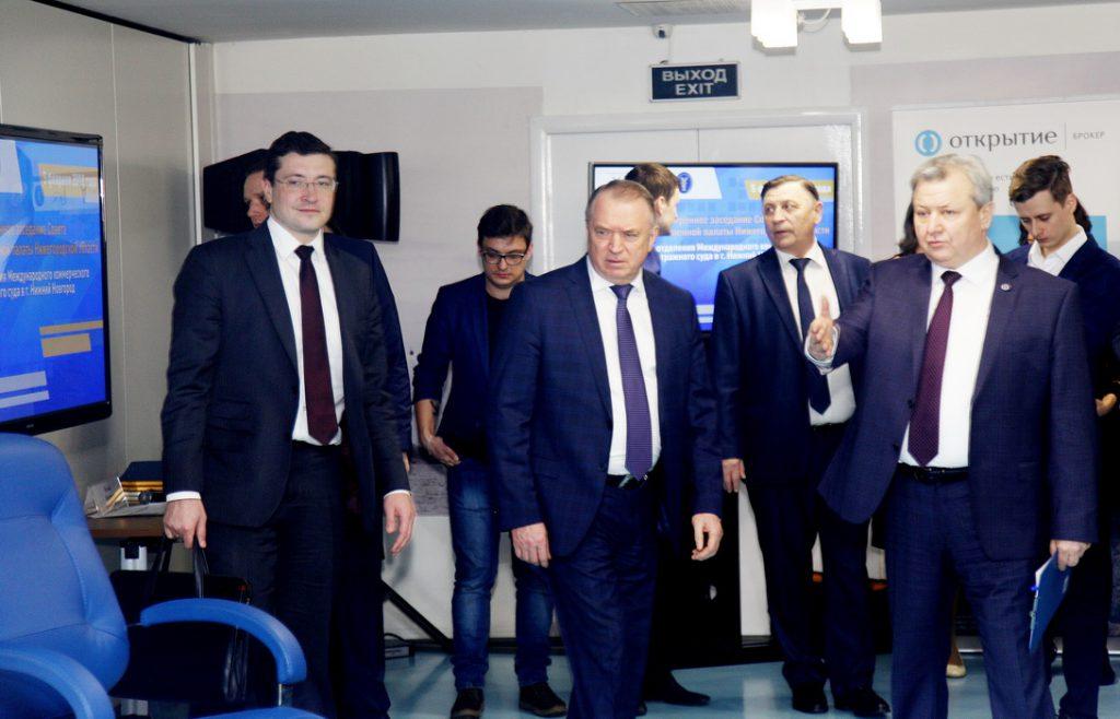 Отделение Международного коммерческого арбитражного суда открылось в Нижнем Новгороде
