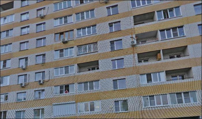 Жительница Нижнего Новгорода выпала из окна и погибла