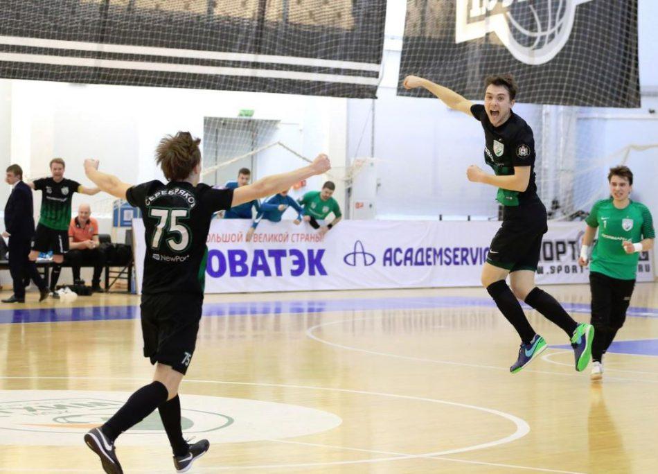 Во второй раз в чемпионате России «Оргхим» взял верх над клубом из Рязани