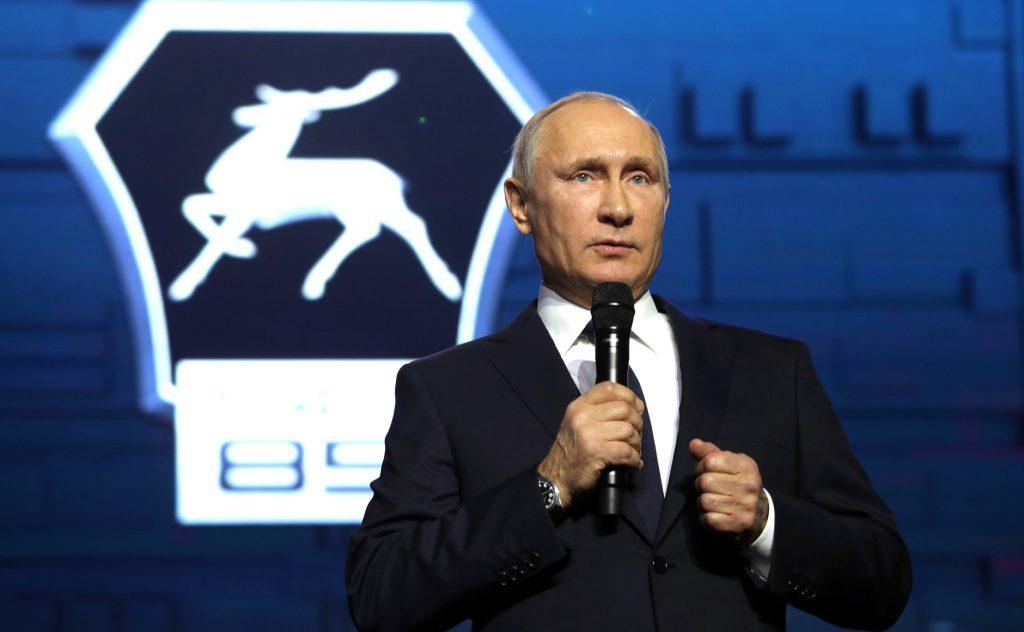 В Нижнем Новгороде проходит встреча доверенных лиц Владимира Путина