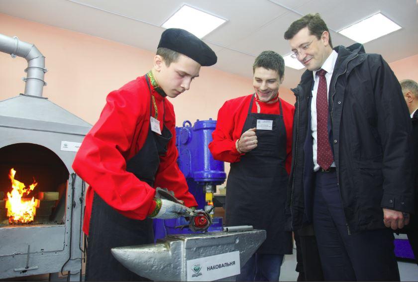 В регионе открылся ресурсный центр по подготовке специалистов НХП