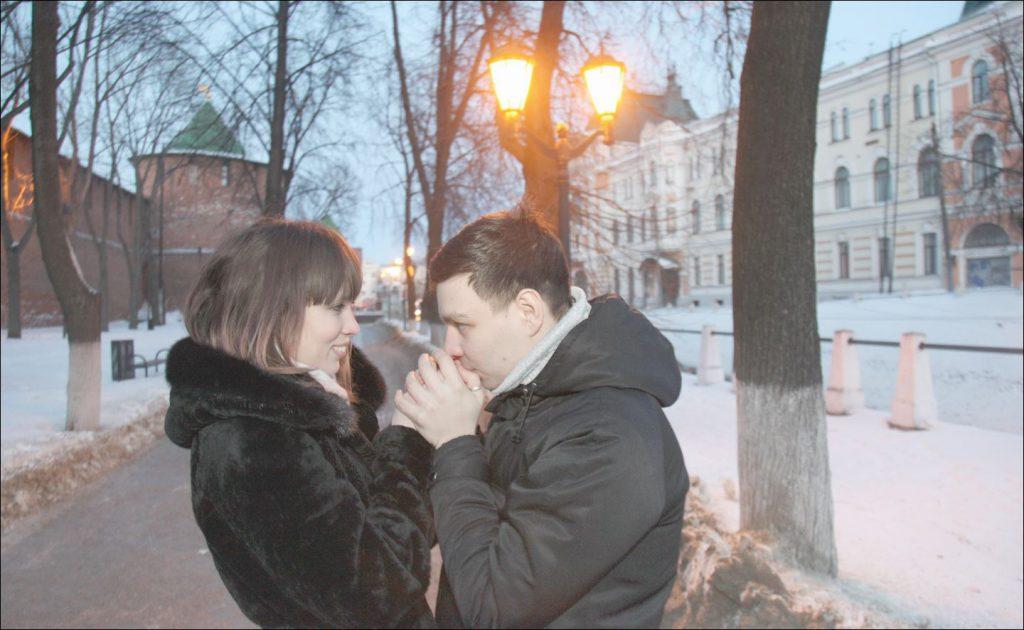 Нижний Новгород вошёл в топ городов для влюблённых
