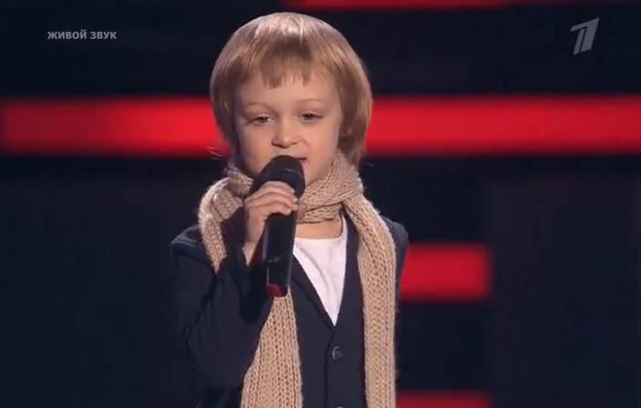 Лёня Новожилов из Нижнего Новгорода попал на «Голос.Дети» благодаря фигурному катанию