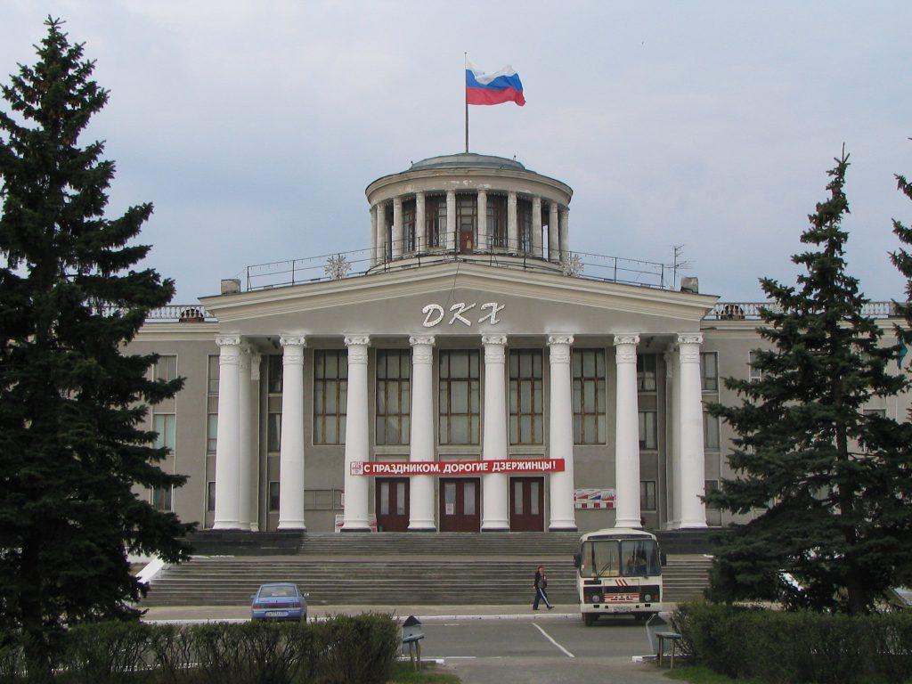 Схема движения изменится в Дзержинске в День города