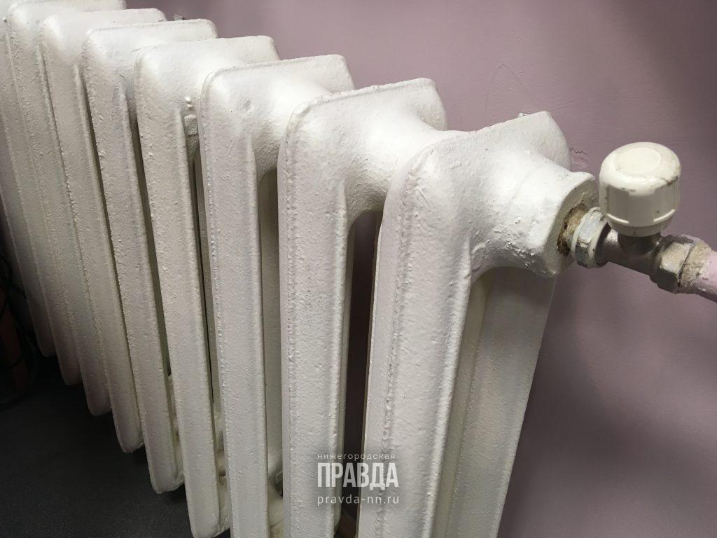 В Автозаводском районе отключили отопление из-за аварии