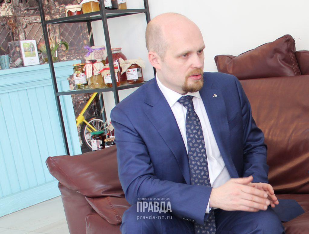 Алексей Алехин: «Эффективность портала «Команда правительства» будет зависеть от активности участия в ней самих нижегородцев»