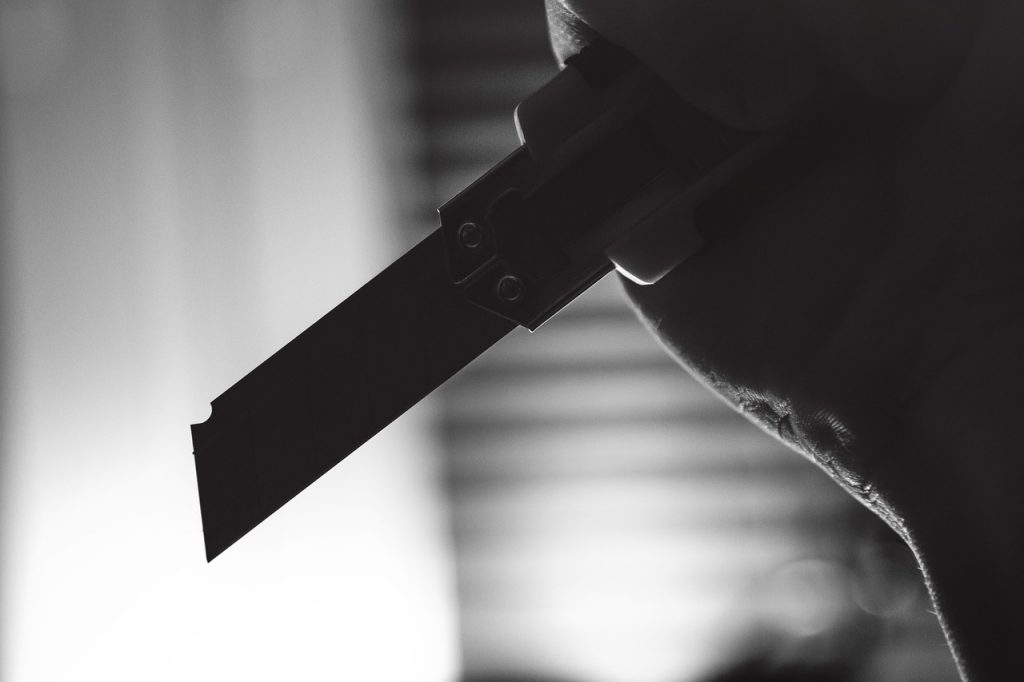 Нижегородец с ножом напал на женщину после ссоры со своей девушкой
