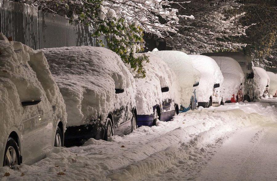 Снежная неделя ожидает нижегородцев