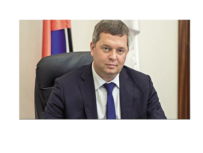 Максим Черкасов: «Объём отгруженной продукции по промышленности за 2017 год составил более 1 триллиона рублей»
