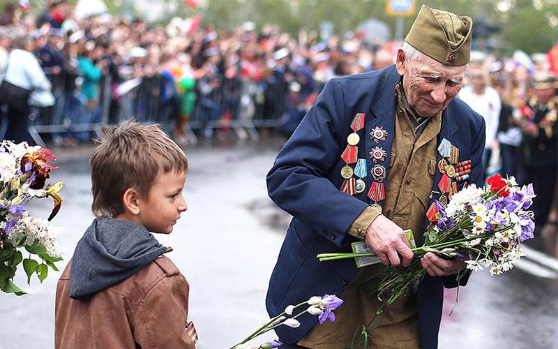 «Поздравь ветерана»: специальная акция «Нижегородской правды» ко Дню Победы