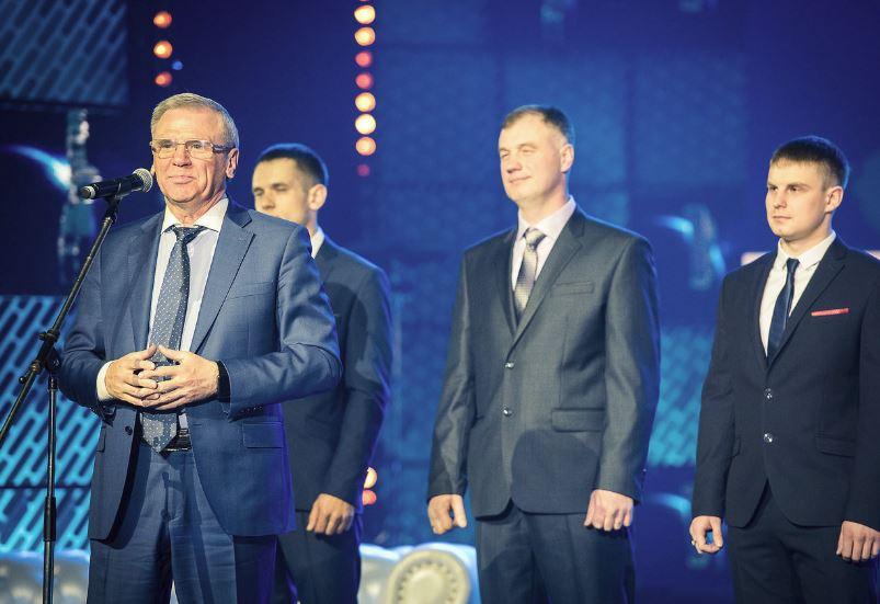 «Традиции чествования лучших сотрудников должны быть на каждом предприятии», — Евгений Люлин
