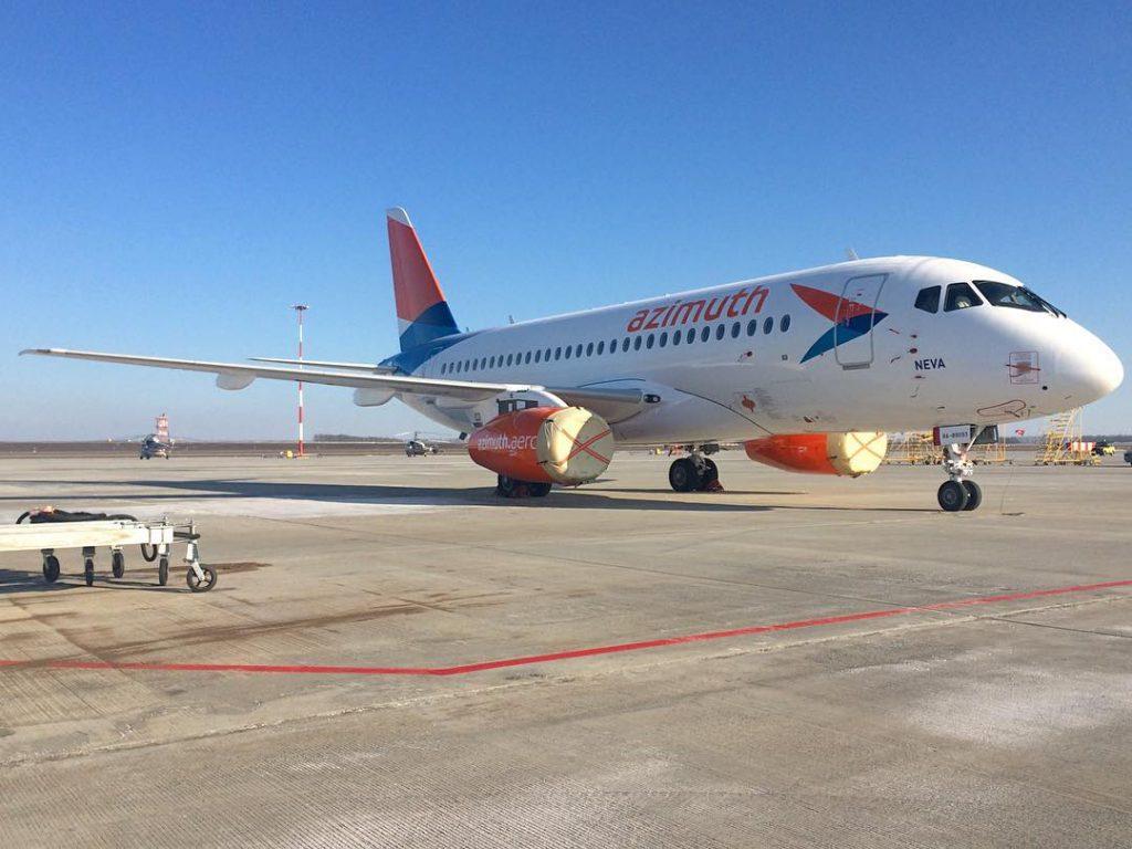 Авиакомпания «Азимут» свяжет Нижний Новгород и Ростов-на-Дону