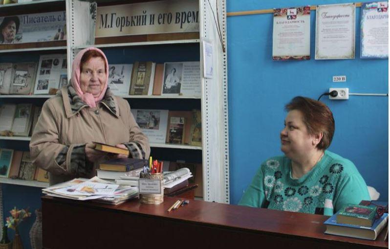 Жизнь замечательных людей из села Новинки Чкаловского района