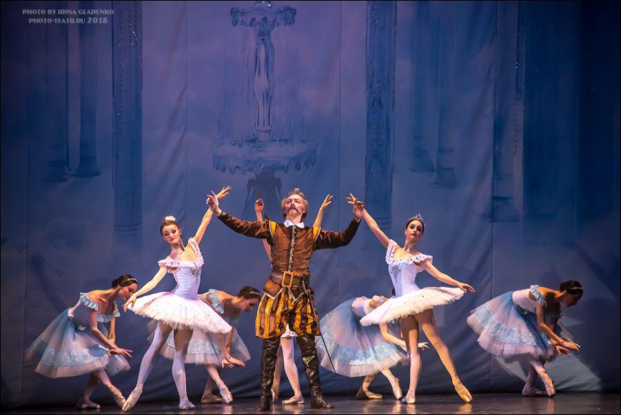 Знаменитый балет с триумфом вернулся на сцену