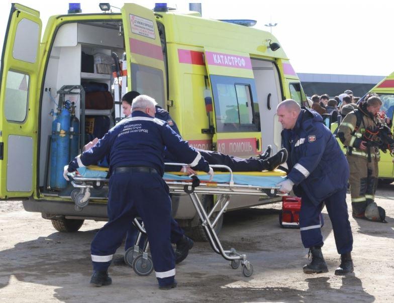 62-летний водитель погиб в ДТП на улице Новикова-Прибоя