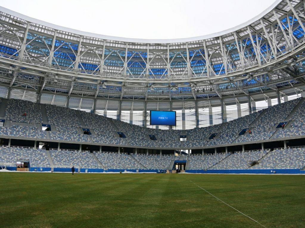 21 июня на «Стадионе Нижний Новгород» состоится матч Аргентина — Хорватия