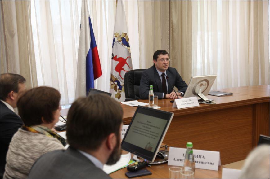 Вместо нижегородского Инвестсовета появится два новых