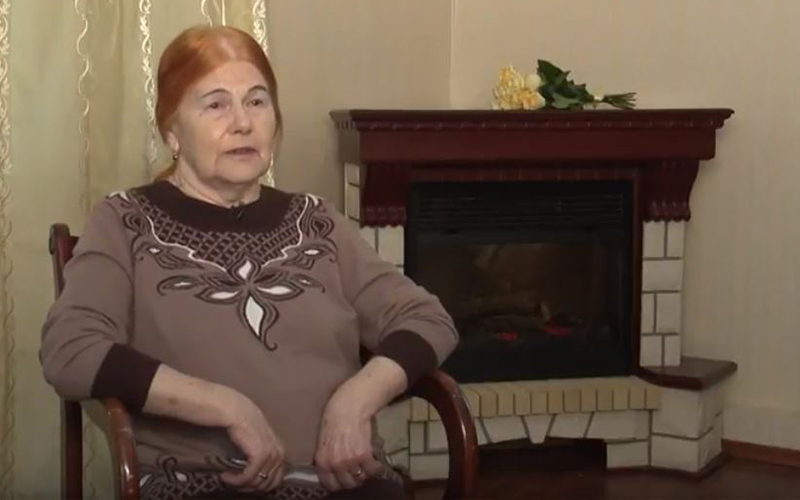 «Всё прошло, и мы живём». Как бабушка жены Глеба Никитина спасалась в Горьком от блокады