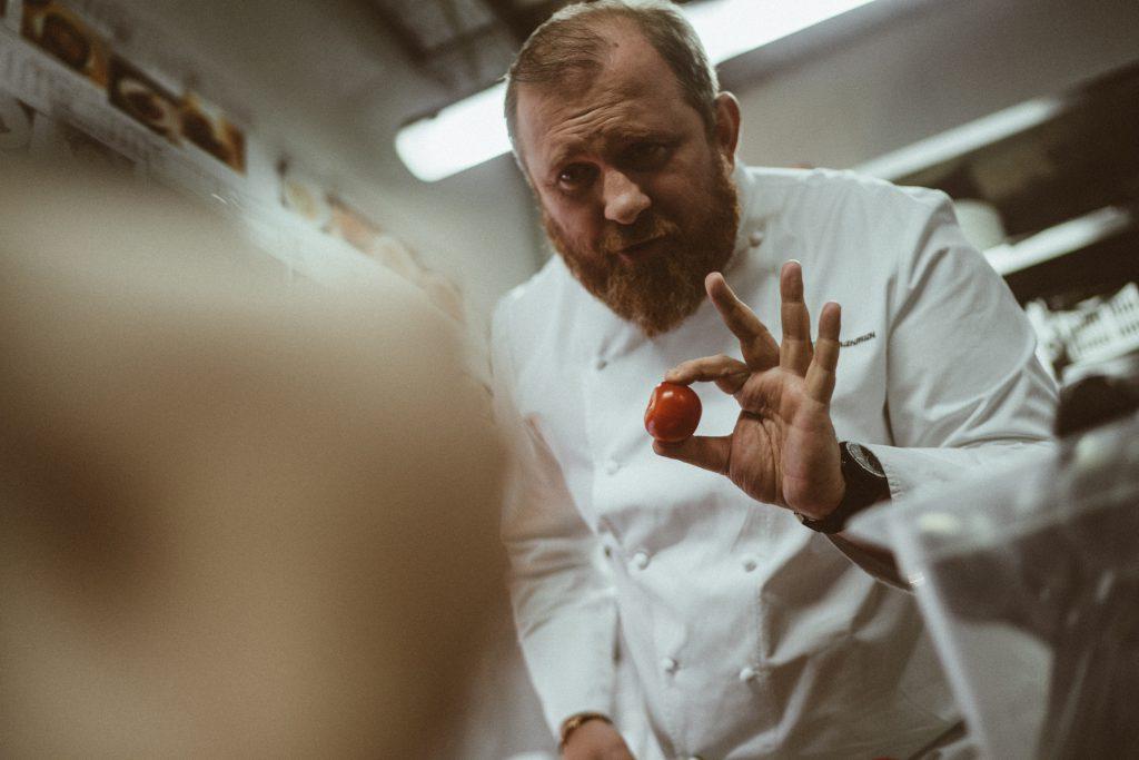 Константин Ивлев: «Я – один из тех, кто изменил отношение людей к шеф-поварам»