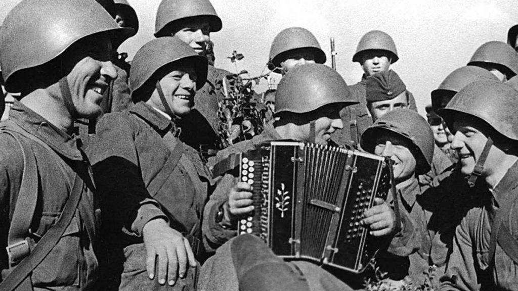 Песни Победы. Истории самых известных военных мелодии
