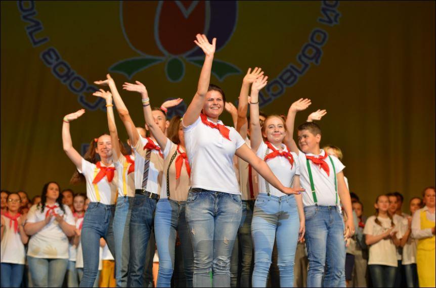 Лучших вожатых из Нижегородской области наградили в ТЮЗе