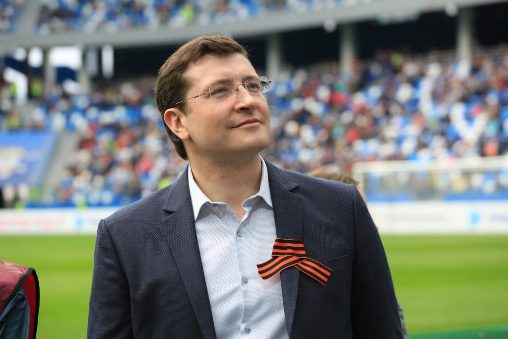Глеб Никитин: «Сделаем Нижний одним из футбольных центров России!»
